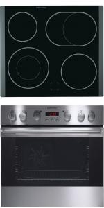 Electrolux Eon 33000 X Ehc 60060 P Kuchnia Elektryczna Z