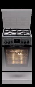 Mastercook Kge 3464 X Dynamic Kuchnia Gazowo Elektryczna