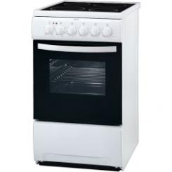 Zanussi Zcv562nw1 Kuchnia Elektryczna Z Płytą Ceramiczną