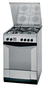 Indesit K 6g56s X Kuchnia Gazowo Elektryczna Wolnostojąca 60cm