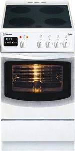 Mastercook Kc 2463 B Plus Kuchnia Ceramiczna Wolnostojąca 50cm
