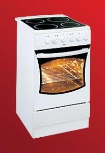 Amica 51ce1 316m W Kuchnia Ceramiczna Wolnostojaca 50cm A
