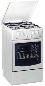 Gorenje K 775 W Kuchnia Gazowo Elektryczna Wolnostojąca 50 Cm