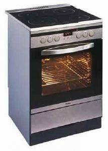 Amica 606ce3 434taydhaog Sr Kuchnia Platinum Ceramiczna Wolnostojaca