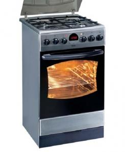 Amica 51ge332zprtan Xxl Kuchnia Practica Gazowo Elektryczne