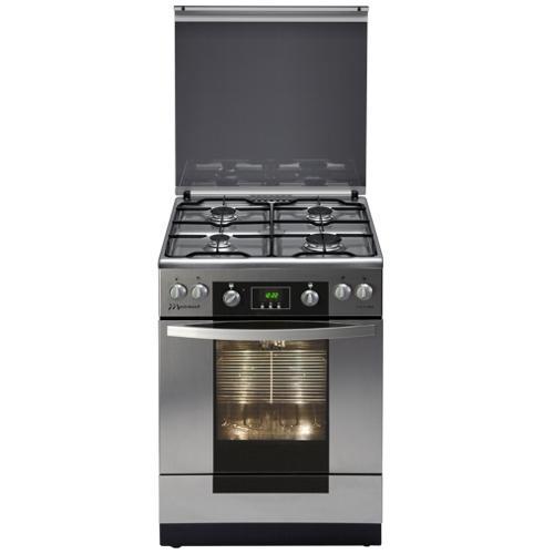 MASTERCOOK KGE 3485 X Future Kuchnia gazowo elektryczna   -> Kuchnia Gazowa Mastercook Cena